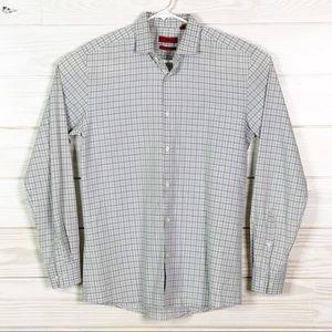 Hugo Boss Men Button Down Dress Shirt Slim Fit